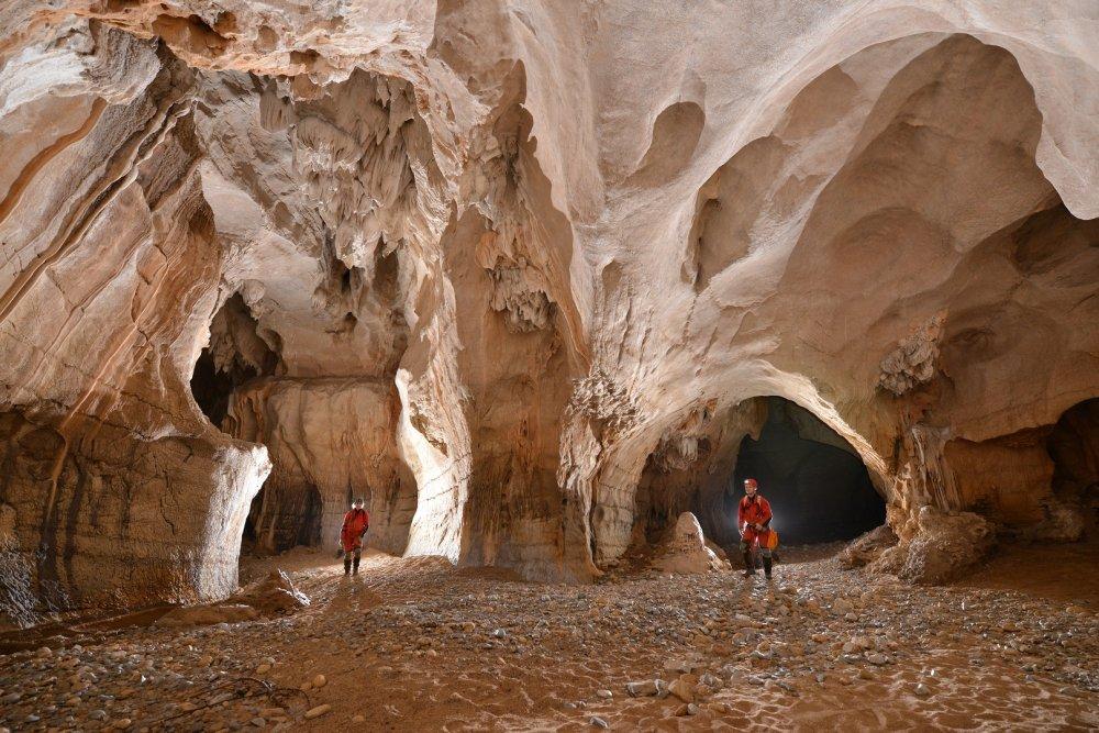L'expérience 40 jours sous terre en Ariège